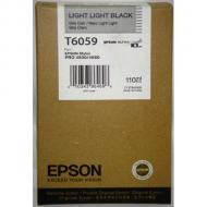 Картридж Epson (C13T605900) (StPro 4800/4880) light light black