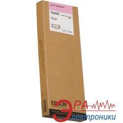 Картридж Epson (C13T606C00) (Stylus Pro 4800) light magenta