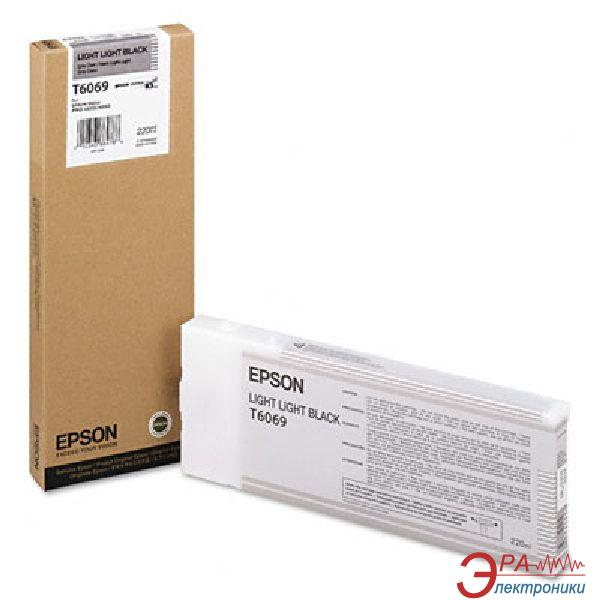 Картридж Epson (C13T606900) (StPro 4800/4880) light light black