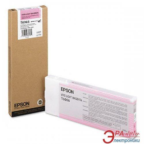 Картридж Epson (C13T606600) (Stylus Pro 4880) vivid light magenta