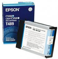 �������� Epson (T489011) Epson StPro 5500 light cyan