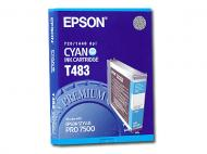 �������� Epson (C13T483011) Epson StPro 7500 Cyan