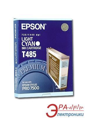 Картридж Epson (C13T485011) Epson StPro 7500 light cyan
