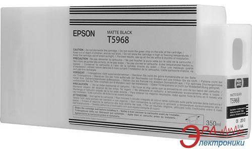 Картридж Epson (C13T596800) (StPro 7900/9900) matte black