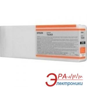 Картридж Epson (C13T636A00) (StPro 7900/ 9900) Orange