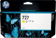 Картридж HP No.727 (B3P21A) (DesignJet T920/T1500/T2500) Yellow