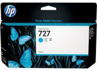 Картридж HP No.727 (B3P19A) (DesignJet T920/T1500/T2500) Cyan