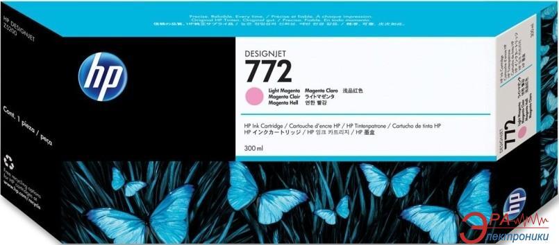 Картридж HP 772 (CN631A) (Designjet Z5200/Z5400) light magenta