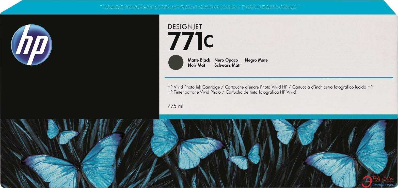 Картридж HP 771 (B6Y07A) (Designjet Z6200) matte black