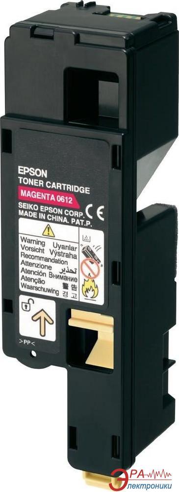 Картридж Epson (C13S050612) Epson AcuLaser C1700, С1750N, С1750W, CX17, CX17NF, CX17WF Magenta