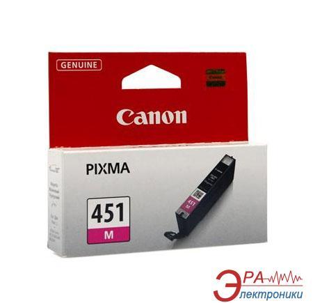 Картридж Canon CLI-451M (6525B001) (PIXMA iP7240/ MG5240/ MG5540/ MG6340/ MG6440/ MG7140/ MX924) Magenta