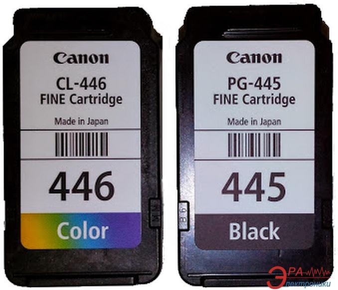 Картридж Canon PG-445, CL-446 (8283B004) (PIXMA MG2440, MG2450, MG2540, MG2550) Bundle (C, M, Y, Bk)