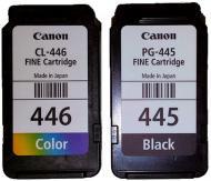 �������� Canon PG-445, CL-446 (8283B004) (PIXMA MG2440, MG2450, MG2540, MG2550) Bundle (C, M, Y, Bk)