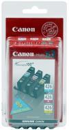 Картридж Canon CLI-426 (4557B005/4557B006) (PIXMA MG5140, MG5240, MG6140, MG8140) Color (C, M, Y)