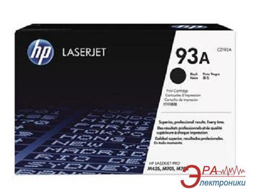 Картридж HP 93A (CZ192A) LaserJet Pro M435nw Black