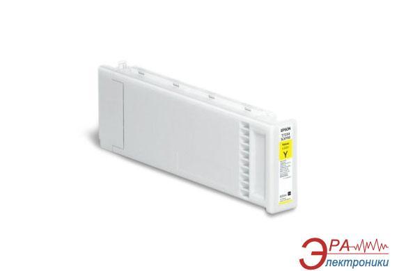 Картридж Epson 600ml (C13T725400) (SC-F2000) Yellow