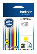 Картридж Brother XL (LC525XLY) (DCP-J100/J105/MFC-J200) Yellow