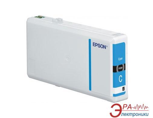 Картридж Epson XL (C13T789240) (WF-5110/ WF-5620) Cyan