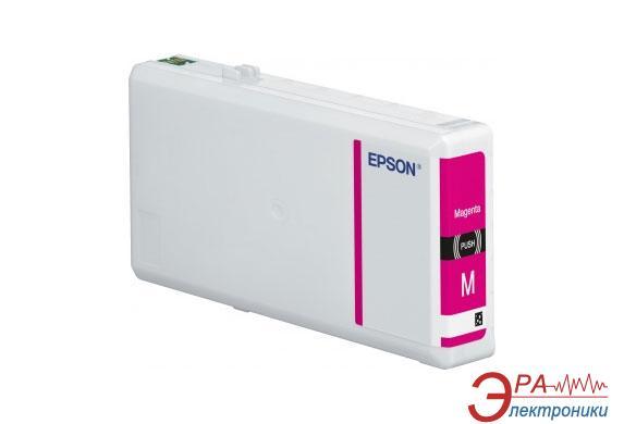 Картридж Epson XL (C13T789340) (WF-5110/WF-5620) Magenta