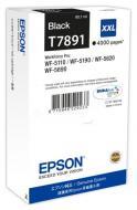 Картридж Epson XL (C13T789140) (WF-5110/ WF-5620) Black