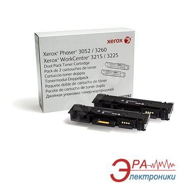 Картридж Xerox Dual Pack (6K) (106R02782) (Phaser P3052/ 3260/ WC3215/ 3225) Black