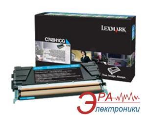 Картридж Lexmark 10k (C748H3CG) (C748) Cyan