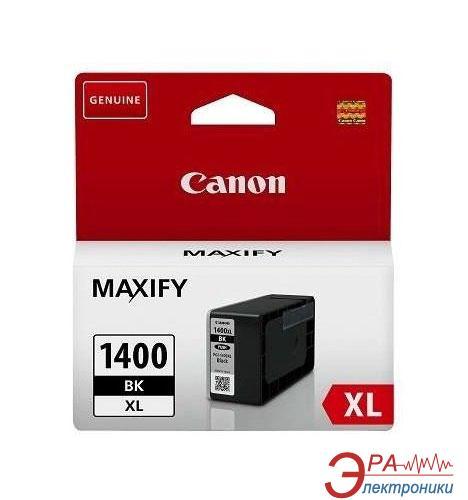 Картридж Canon PGI-1400XL (9185B001) (MAXIFY MB2040, MB2340) Black