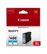 Картридж Canon PGI-1400XL (9202B001) (MAXIFY MB2040, MB2340) Cyan