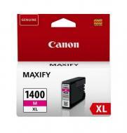 Картридж Canon PGI-1400XL (9203B001) (MAXIFY MB2040, MB2340) Magenta