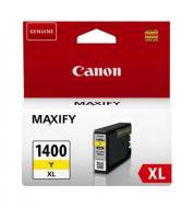 Картридж Canon PGI-1400XL (9204B001) (MAXIFY MB2040, MB2340) Yellow