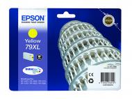 Картридж Epson 79XL (C13T79044010) (WF-5110/WF-5620) Yellow