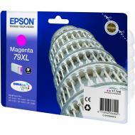 Картридж Epson 79XL (C13T79034010) (WF-5110/WF-5620) Magenta