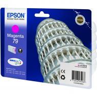 Картридж Epson 79 (C13T79134010) (WF-5110/WF-5620) Magenta