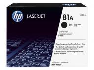 �������� HP 81A (CF281A) (LJ M604n/dn/ M605n/dn/x/ M606n/dn/x/ M630h/f/dn/z) Black