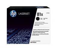 Картридж HP 81X (CF281X) (LJ M630) Black