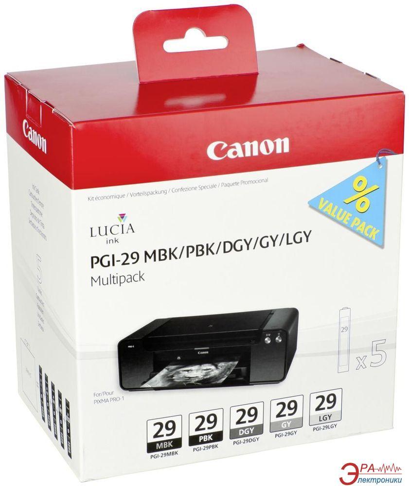 Картридж Canon PGI-29 Multi Pack (4868B005) (PIXMA-PRO-2)
