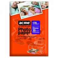Бумага для фотопринтера ACME Glossy Photo Paper (855287)