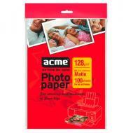 Бумага для фотопринтера ACME Matte Photo Paper (859087)