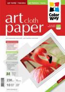 Бумага для фотопринтера ColorWay ART PGA230010CA4