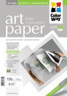 Бумага для фотопринтера ColorWay (PTW120005A4)