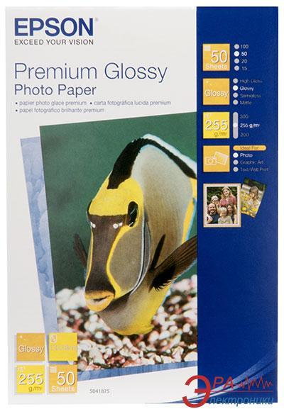 Бумага для фотопринтера Epson Premium Glossy (C13S041875)