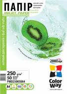 Бумага для фотопринтера ColorWay ПMД250-50 (PMD250050A4)
