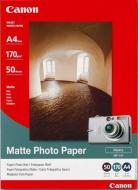 Бумага для фотопринтера Canon Photo Paper Matte MP-101 (7981A005)