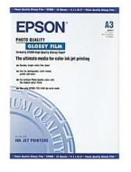 Бумага для фотопринтера Epson Photo Quality Glossy Film (S041073)