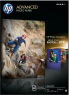 Бумага для фотопринтера HP Advanced Glossy Photo (Q8698A)