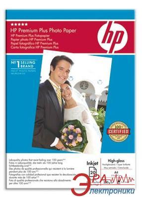Бумага для фотопринтера HP Premium Plus Photo Paper high-gloss (C6832HF)