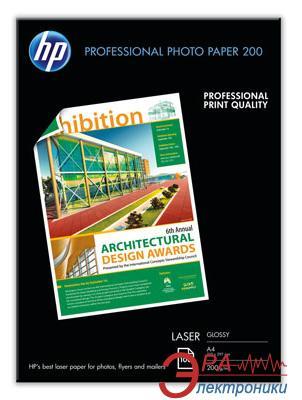 Бумага для фотопринтера HP Professional laser Photo Paper (CG966A)