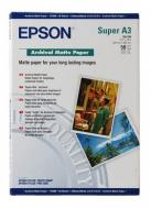 Бумага для фотопринтера Epson Photo Quality Glossy Film (S041074)