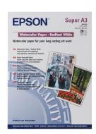 Бумага для фотопринтера Epson Watercolor Paper-Radiant White (C13S041352)