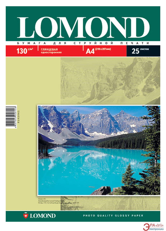 Бумага для фотопринтера Lomond (0102041)